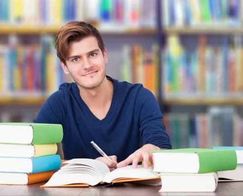 Portrait d'un étudiant en prépa