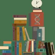 Pile de livres pour stages intensifs