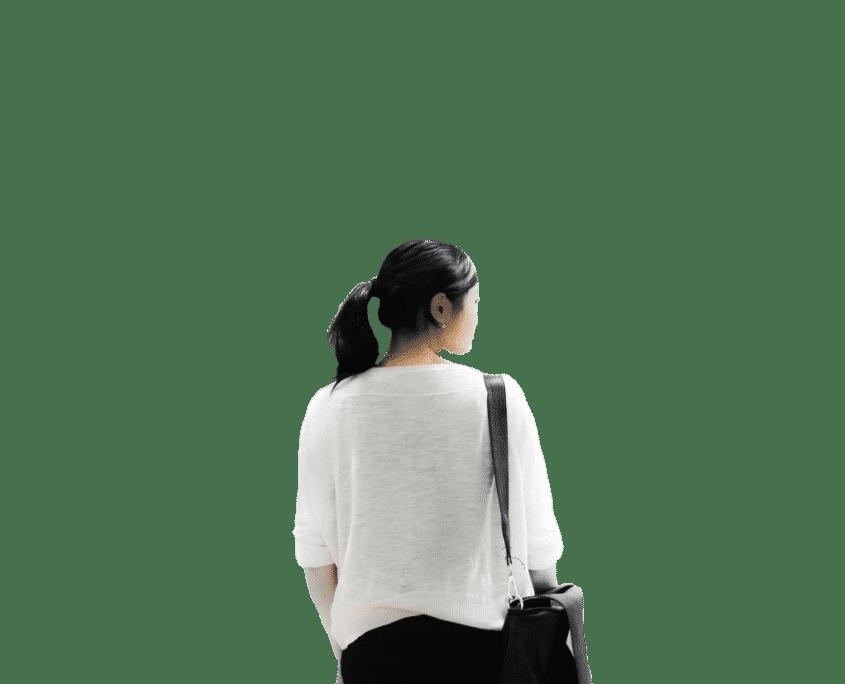élève en préparation de l'entretien de personnalité