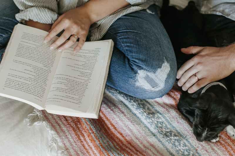 stage de pré-rentrée élève en lecture