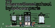 logo lycée international ipécom paris