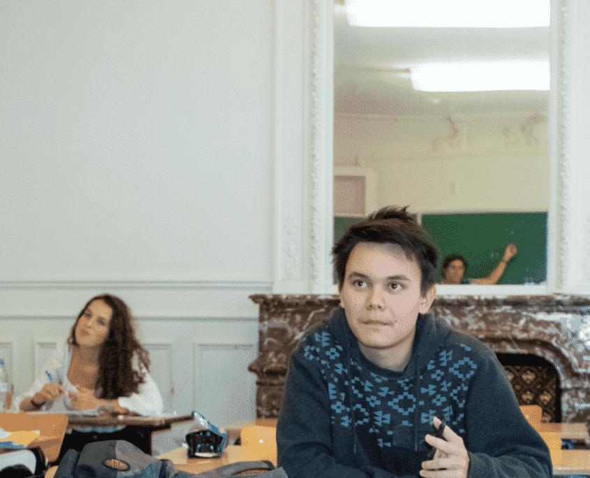 préparation aux concours Sésame et Accès - élèves Ipécom Paris