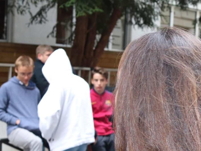 réussir le bac, élèves lycée ipécom Paris