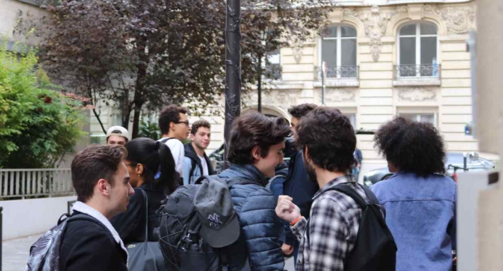 concours sésame élèves lycée Ipécom Paris